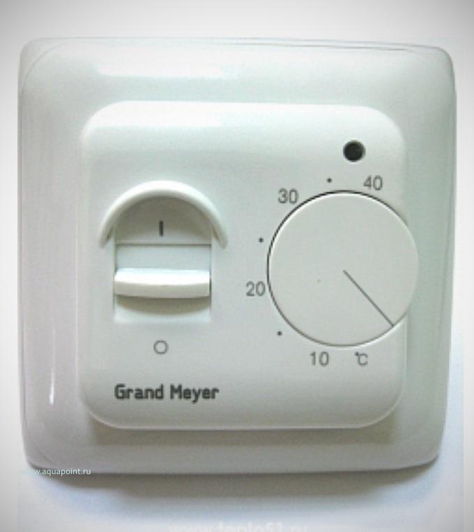 Терморегулятор grand meyer pst 3 инструкция скачать