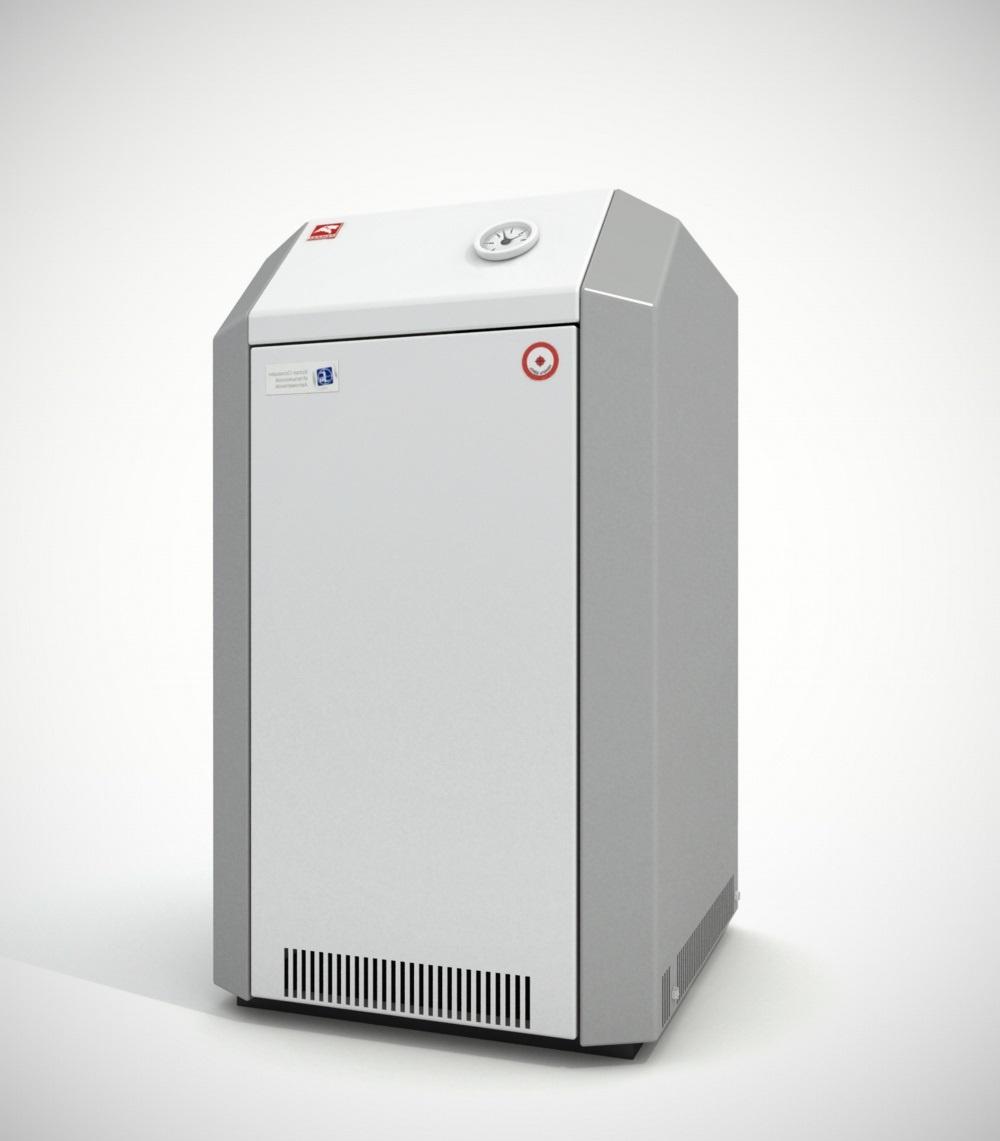 Стальной газовый котел «Лемакс» серии NOVA Премиум 12,5 КВт Image